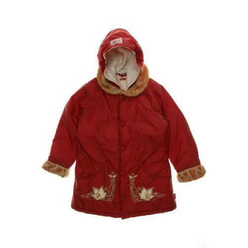 Pampolina Damen Jacke & Mantel rot Synthetik DE 128