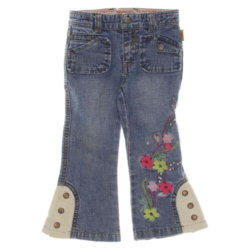 Pampolina Damen Jeans blau kein Etikett DE 92