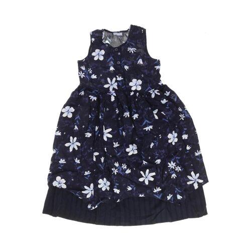 Pampolina Damen Kleid blau Viskose DE 128