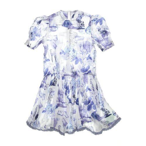 Pampolina Damen Kleid lila kein Etikett DE 152