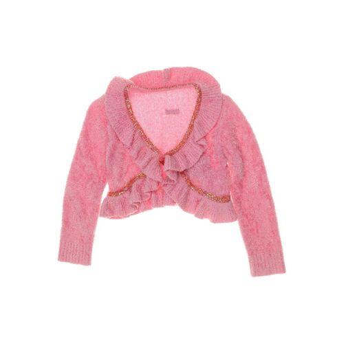 Pampolina Damen Strickjacke pink Baumwolle Synthetik DE 104