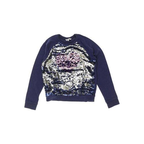 Review Damen Hoodies & Sweater blau Baumwolle Synthetik DE 128