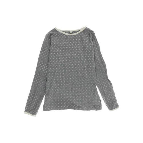 Smafolk Damen Langarmshirt grau kein Etikett DE 122