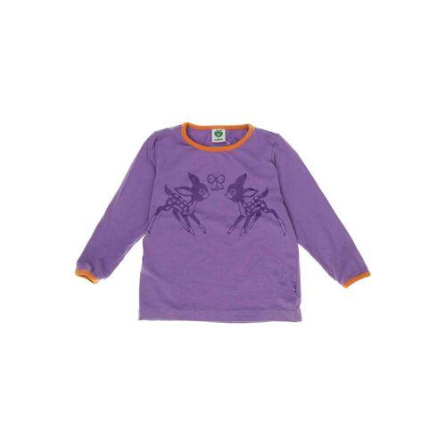 Smafolk Damen Langarmshirt lila kein Etikett DE 86