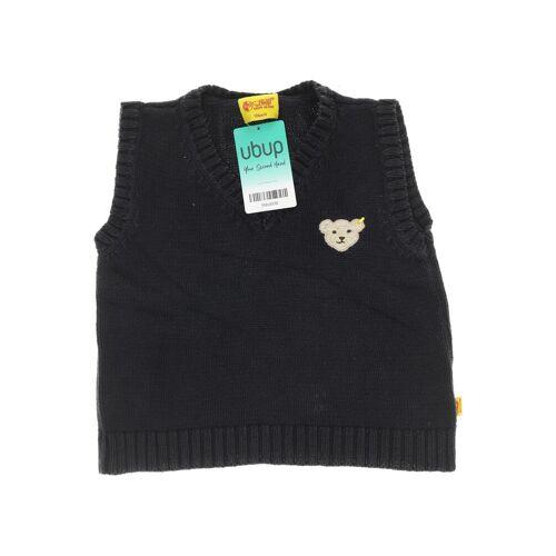 Steiff Damen Pullover blau Baumwolle DE 104