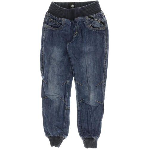 Villervalla Herren Jeans blau Baumwolle DE 116