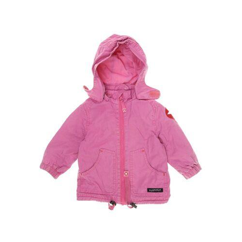Villervalla Damen Jacke & Mantel pink Baumwolle DE 80