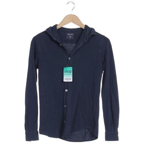 Woolrich Herren Poloshirt DE 152 blau