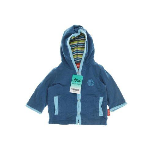 sigikid Damen Jacke & Mantel blau Baumwolle DE 62