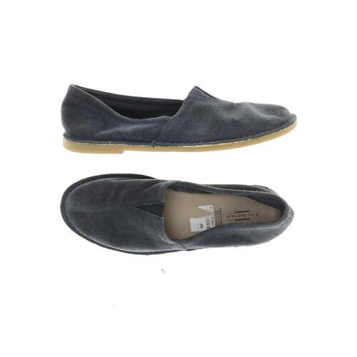5th Avenue Herren Sneakers blau kein Etikett DE 40
