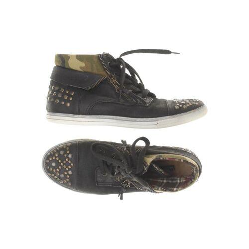 BELMONDO Herren Sneakers schwarz kein Etikett DE 40