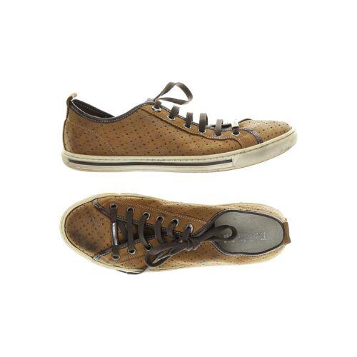 Baldinini Herren Sneakers braun kein Etikett DE 42