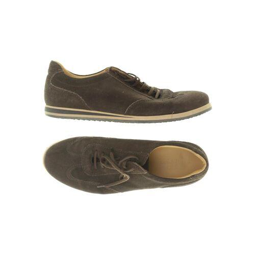 NAVYBOOT Herren Sneakers braun kein Etikett DE 42