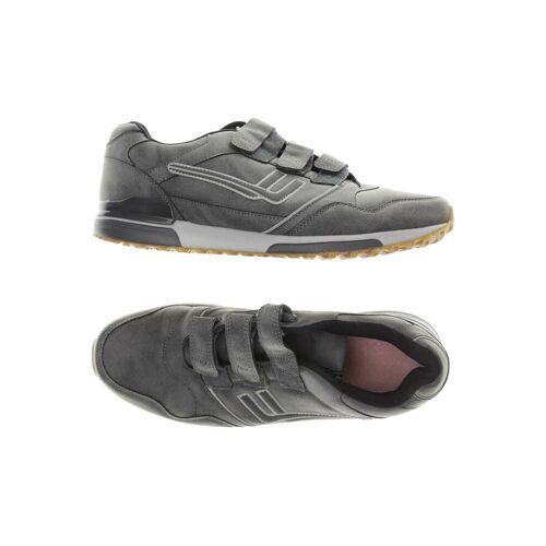 killtec Herren Sneakers grau Kunstleder DE 45