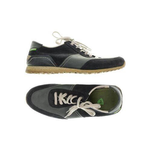 snipe Herren Sneakers blau Leder DE 41