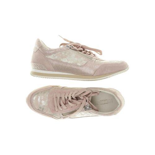 5th Avenue Damen Sneakers pink Leder DE 38