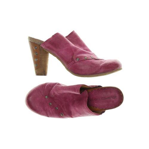 Airstep Damen Sandale pink Leder DE 39