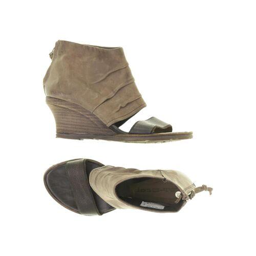 Airstep Damen Sandale braun Leder DE 37