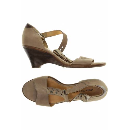 Airstep Damen Sandale beige Leder DE 41