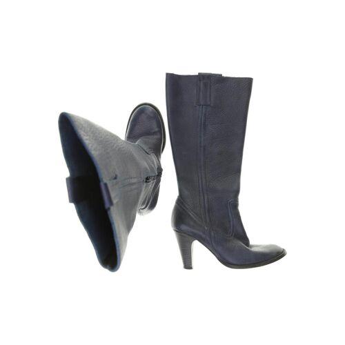Akira Damen Stiefel blau kein Etikett UK 6