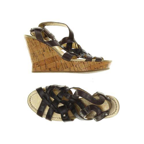 Apepazza Damen Sandale braun kein Etikett DE 37