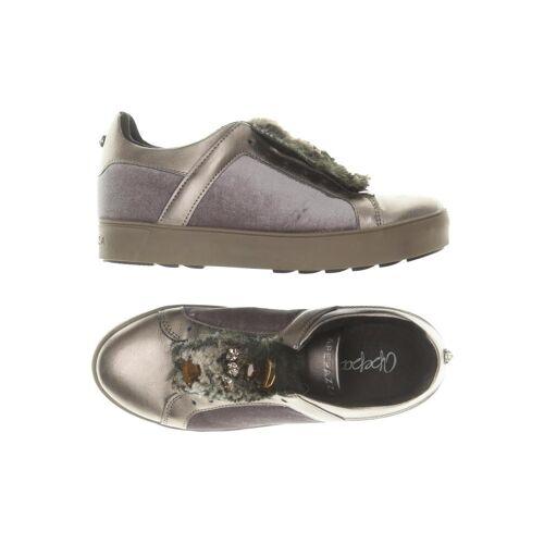 Apepazza Damen Sneakers lila kein Etikett DE 38