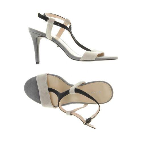 BELMONDO Damen Sandale beige Leder DE 38