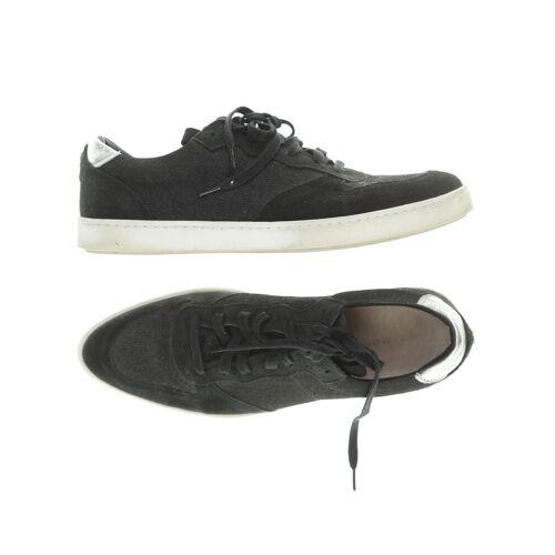 BELMONDO Damen Sneakers schwarz kein Etikett DE 39