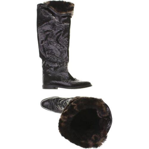 Baldinini Damen Stiefel schwarz kein Etikett DE 38