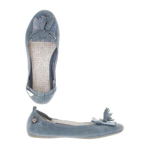 Bugatti Damen Ballerinas DE 36 blau