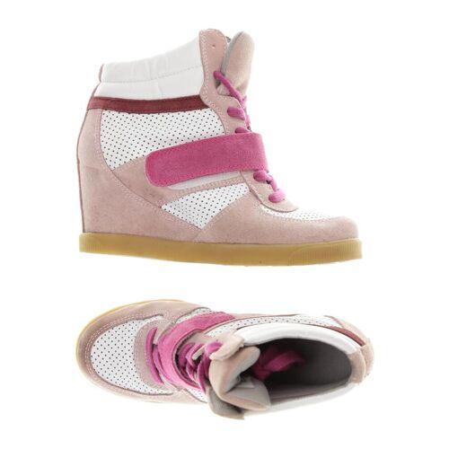 Catwalk Damen Stiefelette pink Leder DE 37