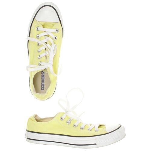 Converse Damen Sneakers DE 37 gelb
