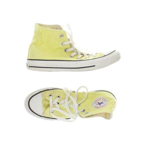 Converse Damen Sneakers DE 37.5 gelb