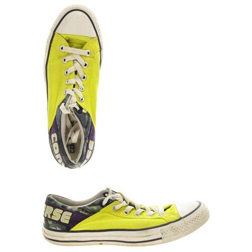 Converse Damen Sneakers DE 40.5 gelb