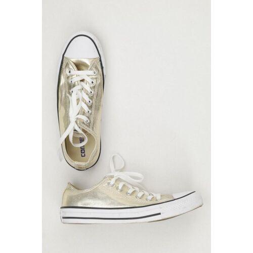 Converse Damen Sneakers DE 38 gelb