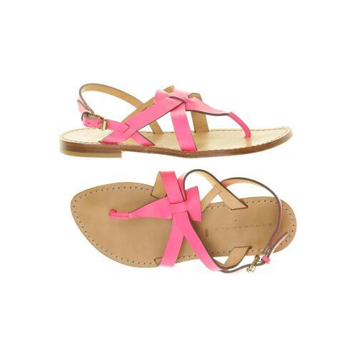 Schumacher Damen Sandale pink kein Etikett DE 36