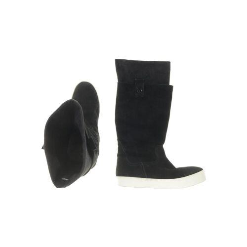 Fornarina Damen Stiefel schwarz kein Etikett DE 41