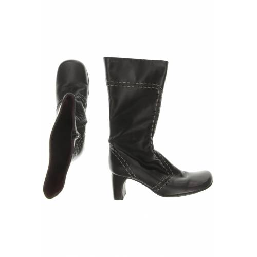 Fornarina Damen Stiefel schwarz Leder DE 36