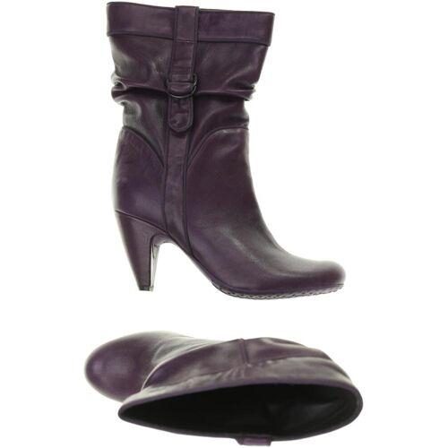 Fornarina Damen Stiefel lila kein Etikett DE 40