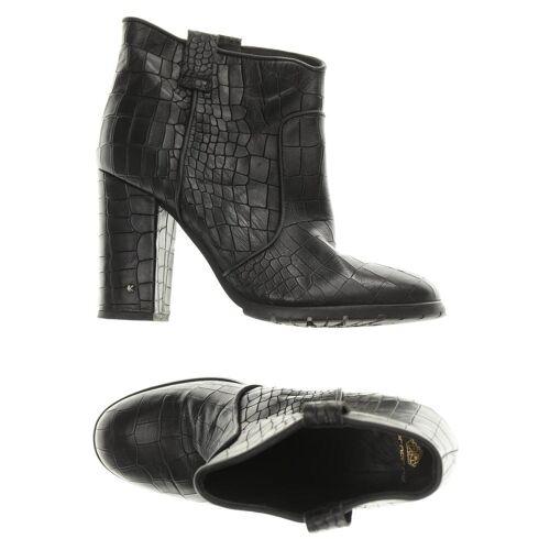 Fornarina Damen Stiefelette schwarz Leder DE 40