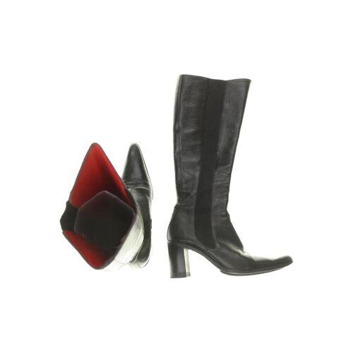 Freelance Damen Stiefel schwarz kein Etikett DE 37.5