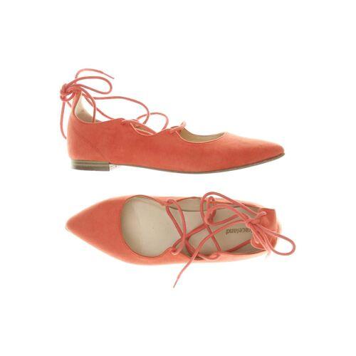 Graceland Damen Ballerinas pink kein Etikett DE 37