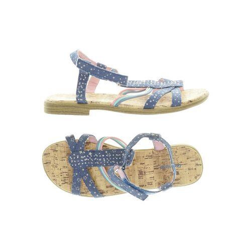Graceland Damen Sandale blau kein Etikett DE 35