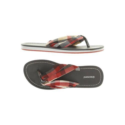 Graceland Damen Sandale rot kein Etikett DE 39
