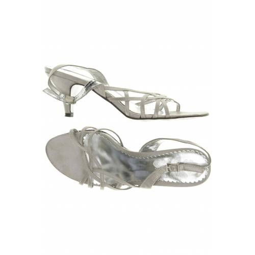 Graceland Damen Sandale grau kein Etikett DE 39