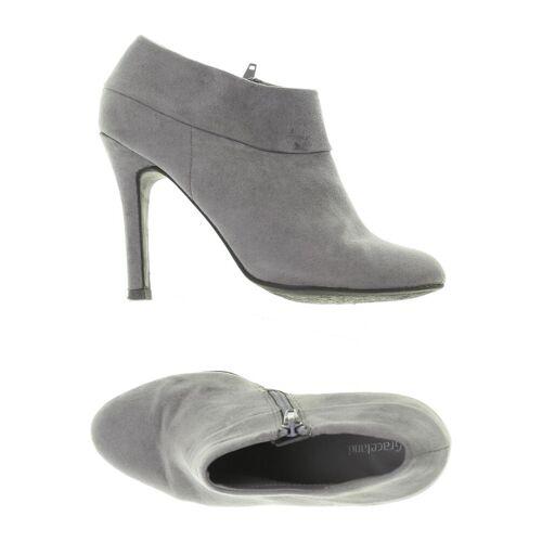 Graceland Damen Stiefelette grau kein Etikett DE 36