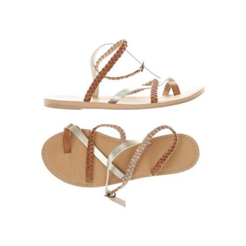 Hollister Damen Sandale braun kein Etikett UK 7