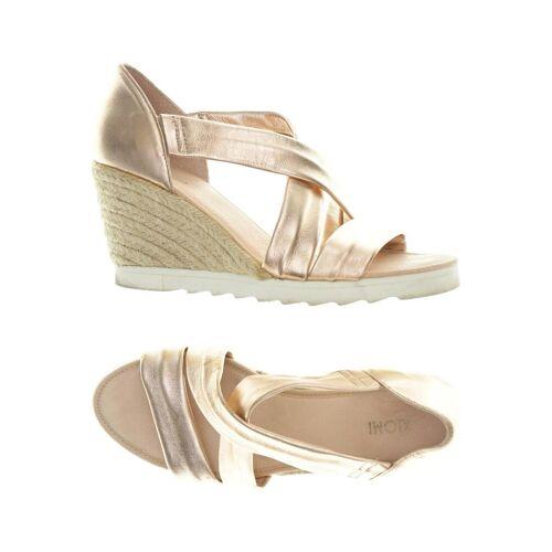 Kiomi Damen Sandale pink Leder DE 38