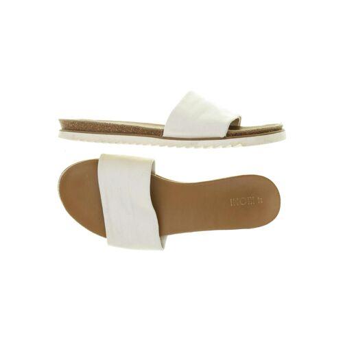 Kiomi Damen Sandale weiß kein Etikett DE 37