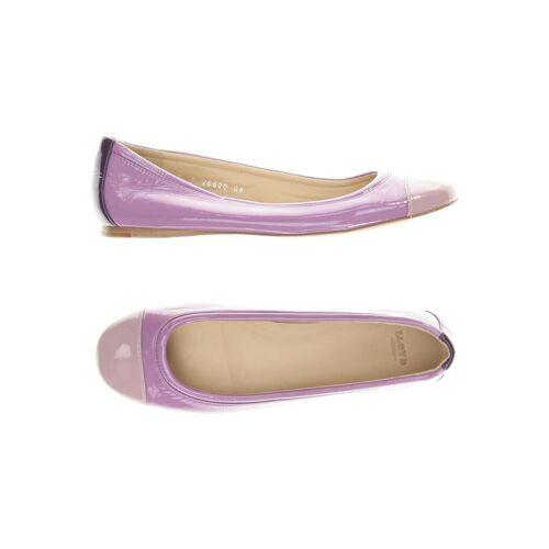 Lloyd Damen Ballerinas lila Leder UK 5.5